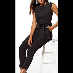 NWT- Black Jumpsuit from New York and Company
